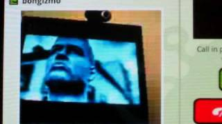 Download Fring video call between HTC EVO 4G and Nexus One Video