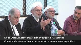 """Download """"No se puede perseguir a la comunidad islámica en Argentina porque nos informa el Mossad o la CIA"""" Video"""