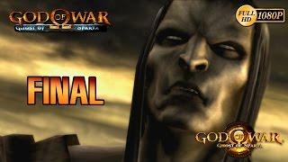 Download God of War Ghost of Sparta HD Final Español Gameplay Deimos & Kratos vs Tanatos 1080p Video