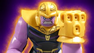Download LEGO AVENGERS INFINITY WAR - PART 1 - MARVEL STOP MOTION Video