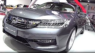 Download 2017, 2018 Honda Accord Interior, exterior, under the hood - The new luxury sedan Honda Video