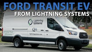 Download Ford's Transit Gets Hit By a Bolt of Lightning - Autoline After Hours 424 Video