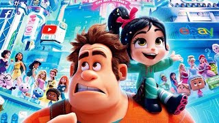 Download WRECK-IT RALPH 2 Clips Compilation - Ralph Breaks The Internet Video