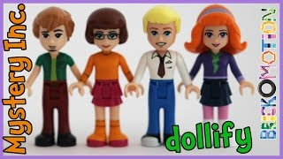 Download Scooby Doo LEGO Dollify 2 - Mystery Inc. Video