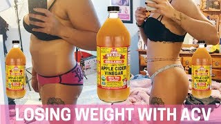 Download How I Lost Over 30 Pounds - Drinking Apple Cider Vinegar for Weight Loss | PAIGE MARIAH Video