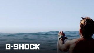 Download CASIO G-SHOCK G-LIDE GAX-100 x Yadin Nicol Video