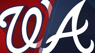 Download Rodriguez, Soto shine in 7-1 win vs. Braves - 9/15/18 Video