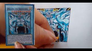 Download Drawing Yugi-Oh Card - Obelisk the Tormentor | Vẽ bài Yugioh - Thần Obelisk Video