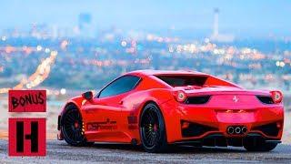 Download Larry Shoots INSANE CSF Twin Turbo 458 Ferrari Spider! Video