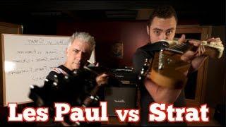 Download GIBSON LES PAUL VS FENDER STRAT | A CLOSER LOOK Video