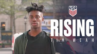 Download RISING: Tim Weah Video