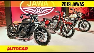 Download 2019 Jawa Motorcycles | Walkaround and First Look | Autocar India Video