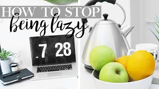 Download HOW TO STOP BEING LAZY - Stop Procrastinating & Achieve goals Video
