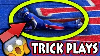 Download Greatest Trick Plays in Football History Video
