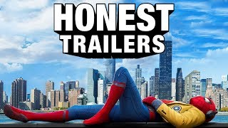 Download Honest Trailers - Spider-Man: Homecoming Video