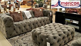 Download Shop With ME AMERICAN FURNITURE WAREHOUSE ROOM HOME FURNISHING DECOR IDEAS 2018 Video