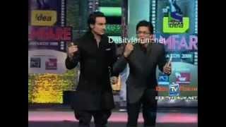 Download Madhavan teases Shahrukhkhan and Saifalikhan in Tamil in 55th Filmfare Awards Video