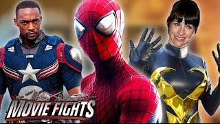 Download Dream Avengers Phase 4 Lineup - MOVIE FIGHTS!! Video