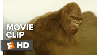 Download Kong: Skull Island Movie CLIP - Is That a Monkey? (2017) - Brie Larson Movie Video