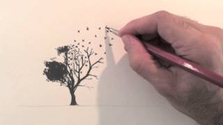 Download How to Draw a Surreal Idea - Fine Art- Tips Video