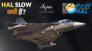 Download Why HAL Is So Slow? Why Is The Production Rate Of Tejas Extremely Slow? How To Fix It? Explained Video