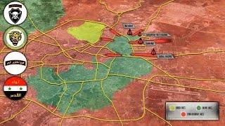 Download 28 ноября 2016. Военная обстановка в Сирии. Сирийская армия захватила север Алеппо. Русский перевод. Video