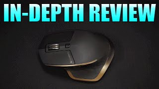 Download Logitech MX Master In-Depth Review | Great Mouse, Not For Gamers Video