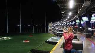 Download Feeling Like Pro Golfers At Our Top Golf Orlando Date Night! Video