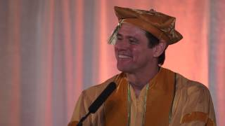 Download Full Speech: Jim Carrey's Commencement Address at the 2014 MUM Graduation (EN, FR, ES, RU, GR,...) Video