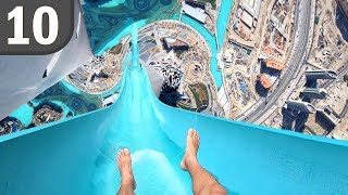 Download Top 10 Most Dangerous Waterslides Video