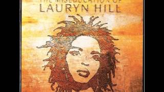 Download Lauryn Hill - Ex-Factor Video