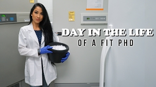 Download Day in the Life of a PhD (Cancer Research) | My Glute Training Video