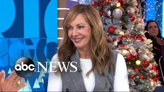 Download 'I, Tonya' star Allison Janney says Tonya Harding was 'misjudged' Video