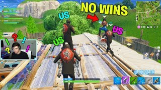 Download This Fan had NO WINS, So We PROTECTED Him.. (Fortnite Protect The President Challenge) Video