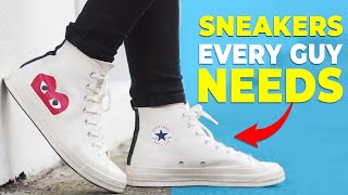 Download 5 Sneakers EVERY GUY Should Own | Alex Costa Video