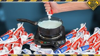 Download What Can You Do With 100 Tubes of Toothpaste? Video