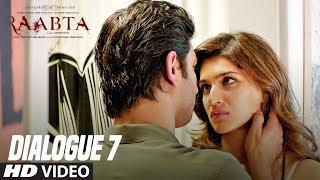 Download Raabta Dialogue Promo 7: Jaana Zaruri Hai Kya? Video