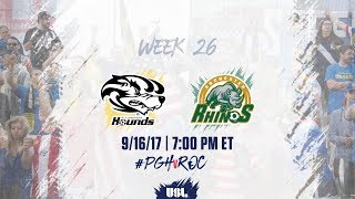 Download USL LIVE - Pittsburgh Riverhounds vs Rochester Rhinos 9/16/17 Video