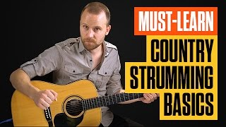 Download Super Easy Beginner Country Guitar Lesson | Acoustic Country Rhythm | Guitar Tricks Video