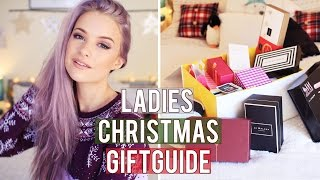 Download Ladies Christmas Gift Guide | Inthefrow Video