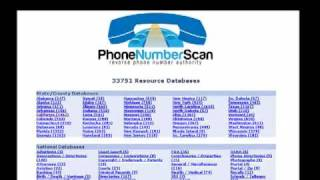 Download How To Find a Cell Phone Number ABSOLUTLY FREE Online Video