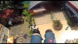 Download Sketchy Andy's 10 Sketchiest BASE Jumps Ever | Sketchy Andy's Slacklife, ep. 1 Video