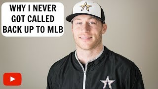Download Why I never Got Called Back Up to MLB Video