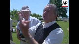 Download German veterans remember WW2 battle Video