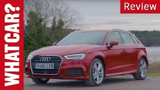 Download 2017 Audi A3 Sportback review | What Car? Video