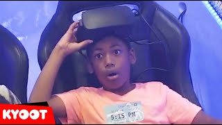 Download Did I Break It or Get the High Score?! | Funny and Kyoot Kids Videos Video