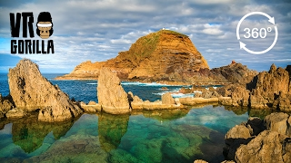 Download Experience Madeira In A Guided Tour (360 VR Video) Video