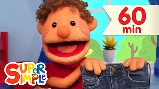 Download This Is The Way We Get Dressed | + More Kids Songs | Super Simple Songs Video