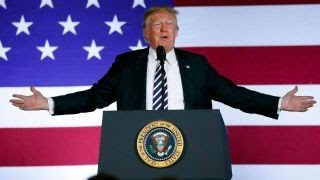 Download Trump slams Obama over GDP growth Video