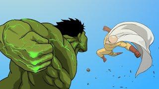 Download Hulk Vs. Saitama (Full Version) -Taming The Beast Video